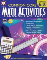 Common Core Math Activities, Grades 6-8