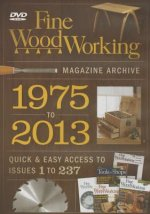 Fine Woodworking's Magazine Archive 1975 to 2013