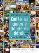 Quién es quién y dónde es dónde en la Biblia 2.0 / Who's Who and Where's Where in the Bible 2.0