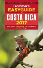 Frommer's Easyguide to 2017 Costa Rica