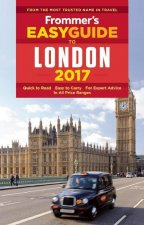 Frommer's Easy Guide to London 2017