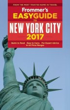 Frommer's Easy Guide to New York City 2017