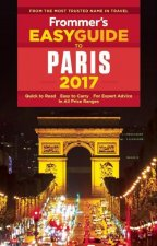 Frommer's Easyguide to 2017 Paris