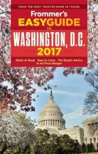 Frommer's Easyguide to 2017 Washington, D.C.