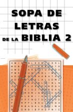 Sopa de letras de la Biblia 2 / Bible Word Search 2