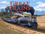 Great Trains 2017 Calendar