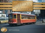 Street Cars and Trollies 2017 Calendar