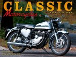 Classic and Vintage Motorcycles 2017 Calendar