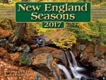 New England Seasons 2017 Calendar