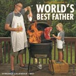 World's Best Father 2017 Calendar