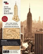 New York - Empire State Building Book/Model Set