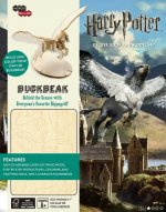 Incredibuilds Harry Potter Buckbeak Deluxe Book and Model Set