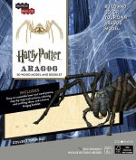 Incredibuilds Harry Potter Aragog 3d Wood Model