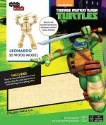 Incredibuilds - Teenage Mutant Ninja Turtles Leonardo