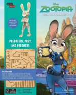 Disney - Zootopia Book and Model Set