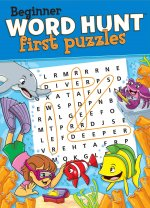 Beginner Word Hunt-First Puzzles