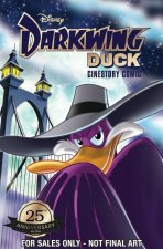 Disney Darkwing Duck Cinestory Comic 1