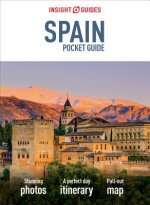 Insight Guides Spain Pocket Guide
