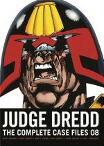 Judge Dredd: The Complete Case Files 8
