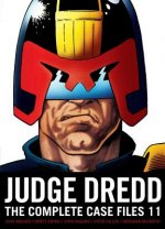 Judge Dredd the Complete Case Files 11
