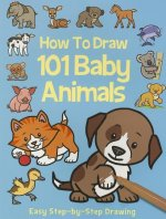 How to Draw 101 Baby Animals