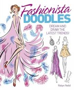 Fashionista Doodling Book