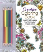 The Creative Coloring Book