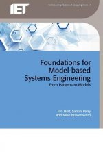 Foundations for Model-based Systems Engineering