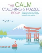 The Calm Coloring & Puzzle Book