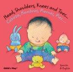 Head, Shoulders, Knees and Toes... /Cabeza, Hombros, Piernas, Pies...