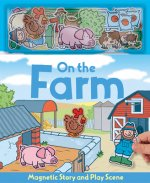 On the Farm - Magnetic Book