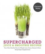Supercharged Juice & Smoothie Recipes