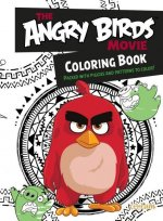 Angry Birds Movie Coloring Book