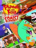 Phineas and Ferb Colossal Comics Collection