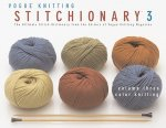 Stitchionary 3 Color knitting