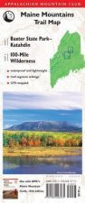Maine Mountains Trail Map
