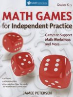 Math Games for Number and Operations and Algebraic Thinking