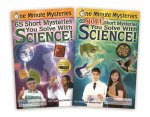 65 Short Mysteries You Solve With Science! + 65 More Short Mysteries You Solve With Science!