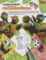Learn to Draw the Best of Nickelodeon Collection
