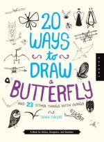 20 Ways to Draw a Butterfly and 23 Other Things With Wings