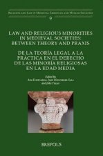 Law and Religious Minorities in Medieval Societies