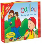 Caillou Family Fun Story Box