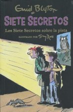 Los Siete Secretos sobre la pista/ Secret Seven On The Trail