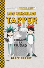 Los gemelos Tapper/ Tapper Twins Tear Up New York