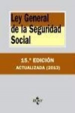 Ley general de la seguridad social / General Law on Social Security