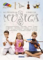 Mi primer libro de música / My first music book