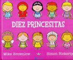 Diez princesitas/ Ten Little Princesses
