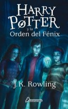 Harry Potter y la orden del fenix/ Harry Potter and the Order of the Phoenix