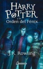 Harry Potter y la orden del fenix/ Harry Potter and the Order of the Phoenix