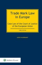 Trade Mark Law in Europe